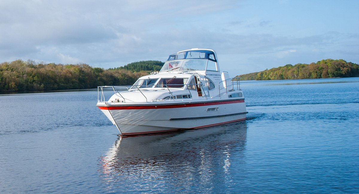 ABC Boat Company Boat Hire Marina Services Lough Erne Shannon - Picnic table boat for sale